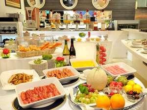 グランパークホテル パネックス東京:お好きなものをお好きなだけお楽しみください。