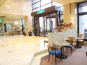 スカイホテル:★ロビー
