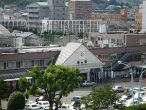 スカイホテル:★JR松山駅