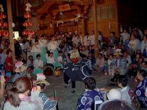 【燈篭祭り】毎年9月8日開催の湯澤神社例祭(獅子舞)