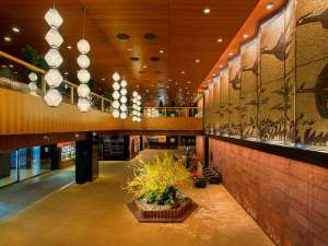 ホテルオークラ東京:【別館1階】ロビー