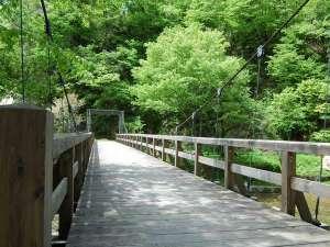 滝の湯:散歩コースはオススメ♪