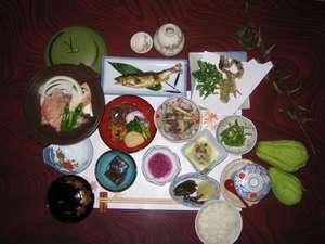 浦新:季節の料理