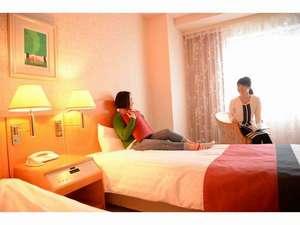 ホテルJALシティ青森:女性のお客様必見!レディースルームで安心・快適ステイ♪