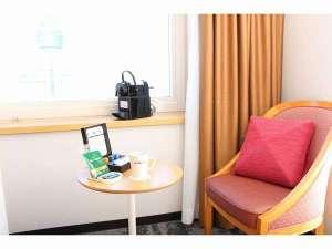 ホテルJALシティ青森:上層階・充実装備のデラックスコンフォートルーム