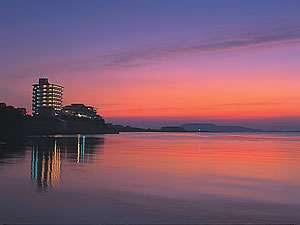 油谷湾温泉 ホテル楊貴館の写真