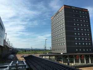 アパホテル<上越妙高駅前>の写真