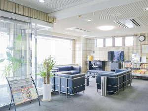 島原東洋パークサイドホテル:ラウンジ