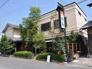 割烹旅館 松寿