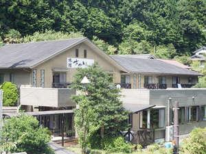 龍神温泉 旅館さかい【外観】