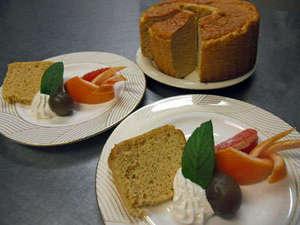 キャベツ畑のパン&デザート工房 シューレビュー:ふわふわしっとりのシフォンケーキも手作り