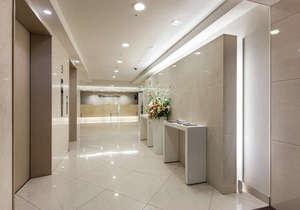 ダイワロイネットホテル横浜関内:フロント階/エレベーター