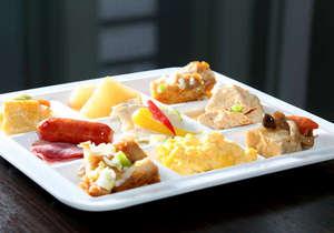 ダイワロイネットホテル横浜関内:和洋バイキング朝食(2階グリーンズハーバー