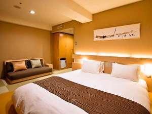 スパランドホテル内藤:2016年7月6日リニューアルオープン!新設した『和洋室ダブルルーム』 癒しの時間をお過ごしいただけます!