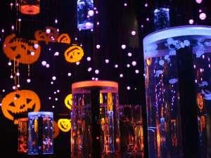 �i��v�����X�z�e���F�A�N�A�p�[�N�i��@�W�F���[�t�B�b�V�������u�� �Happy Halloween Party��f�C�o�[�W�����i�C���[�W�j