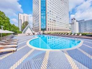 品川プリンスホテル:2018年7月7日(土)~9月17日(月・祝)屋外プールオープン! (イメージ)