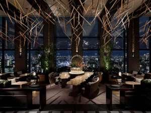 品川プリンスホテル:「DINING&BAR TABLE 9 TOKYO」 SHIZUKU LOUNGE(イメージ)