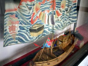 エンヂ荘:*館内には船の模型もございます。海辺の宿で寛ぎ時間をお過ごし下さい。