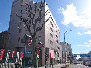 ホテルアベスト大須観音駅前 外観
