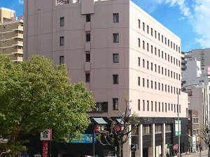 ホテルアベスト大須観音駅前 外観写真