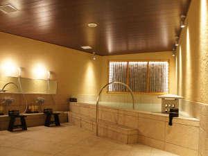 大浴場「羽ノ湯」
