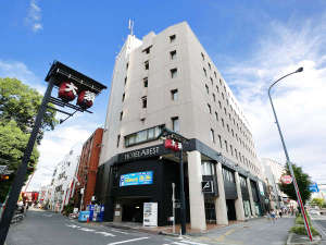 ホテルアベスト大須観音駅前