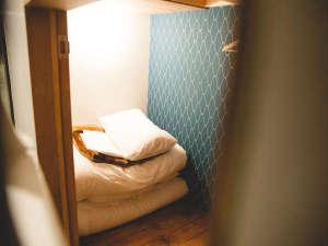 ゲストハウス マルヤ:シングルカプセルルーム