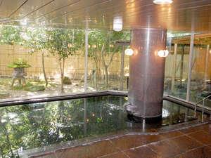 有馬温泉 瑞宝園:【大浴場】24時まで入浴OK!男女共に気泡浴や打たせ湯、サウナを完備しております。