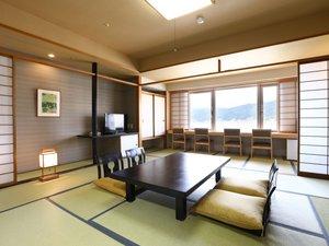 上諏訪温泉 RAKO華乃井ホテル:レイクビュー基本和室