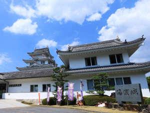 湯浅温泉 湯浅城の写真