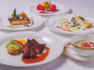 洋食「万座ディナー」イメージ