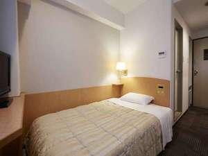 サンライフホテル2・3:【2号館】セミダブル(1名利用)・・・11㎡・ベッド幅120センチ