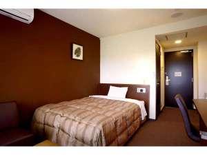 烏山城カントリークラブホテル:洋室 シングルルーム (全室禁煙)
