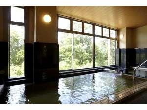 烏山城カントリークラブホテル:1F 大浴場 アルカリ単純温泉