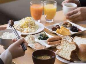 西鉄イン天神:【かんたん朝食】1Fラウンジ:6時30分~9時30分まで営業
