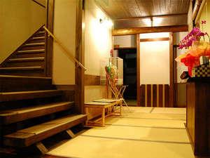 香住 おやど 旬香:木と畳の香りにこだわったあたたかな館内