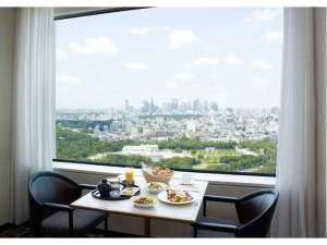 【朝食】絶景の朝食「TOWER BUFFET」