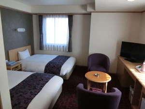 ホテル中央館:ツインルームA