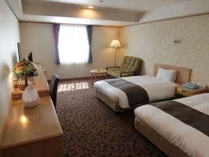 ホテル中央館:ツインルームB