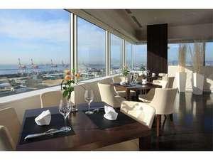 六甲アイランド ホテルプラザ神戸:大阪湾・神戸港の景色をごゆっくり眺めながら最高のひと時を