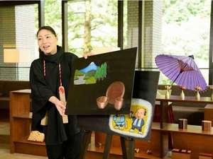 【寄木紙芝居】毎日21時~開催。箱根伝統工芸の文化体験を