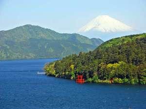 【周辺観光】箱根には芦ノ湖周辺に富士見スポットが沢山あります。旅の思い出に訪れてみては