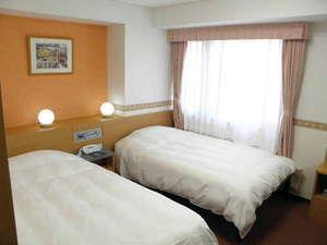 ホテル・アルファ-ワン横浜関内:ツイン