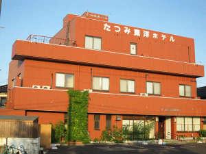 象潟温泉 たつみ寛洋ホテルの写真