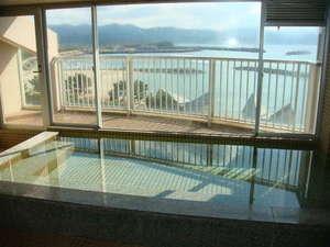 5階展望浴場 (天然 温泉単純アルカリ温泉)