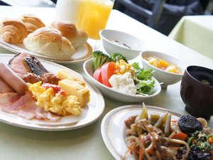 """ホテルエリアワン千歳(HOTEL AREAONE):ホテルエリアワン千歳の朝食バイキングでお召し上がり頂ける""""牛乳""""は絶品です!!"""