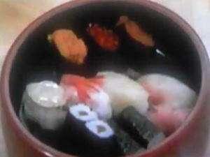コテージアリスの里:岩内町 お寿司 上握り 1人前 (出前)