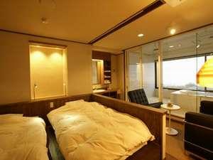 美ヶ原高原 雲上の一軒宿 王ヶ頭ホテル:特別階 スイートルーム「彩」