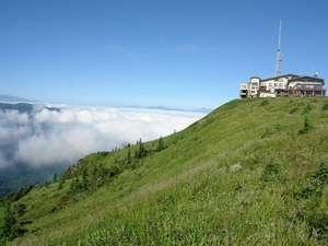 美ヶ原高原 雲上の一軒宿 王ヶ頭ホテルの写真