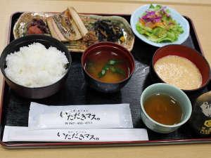 ホテル トレンド 船橋:健康和朝食の一例 ホテル内レストラン「創作・京ごはん いただきマス。」